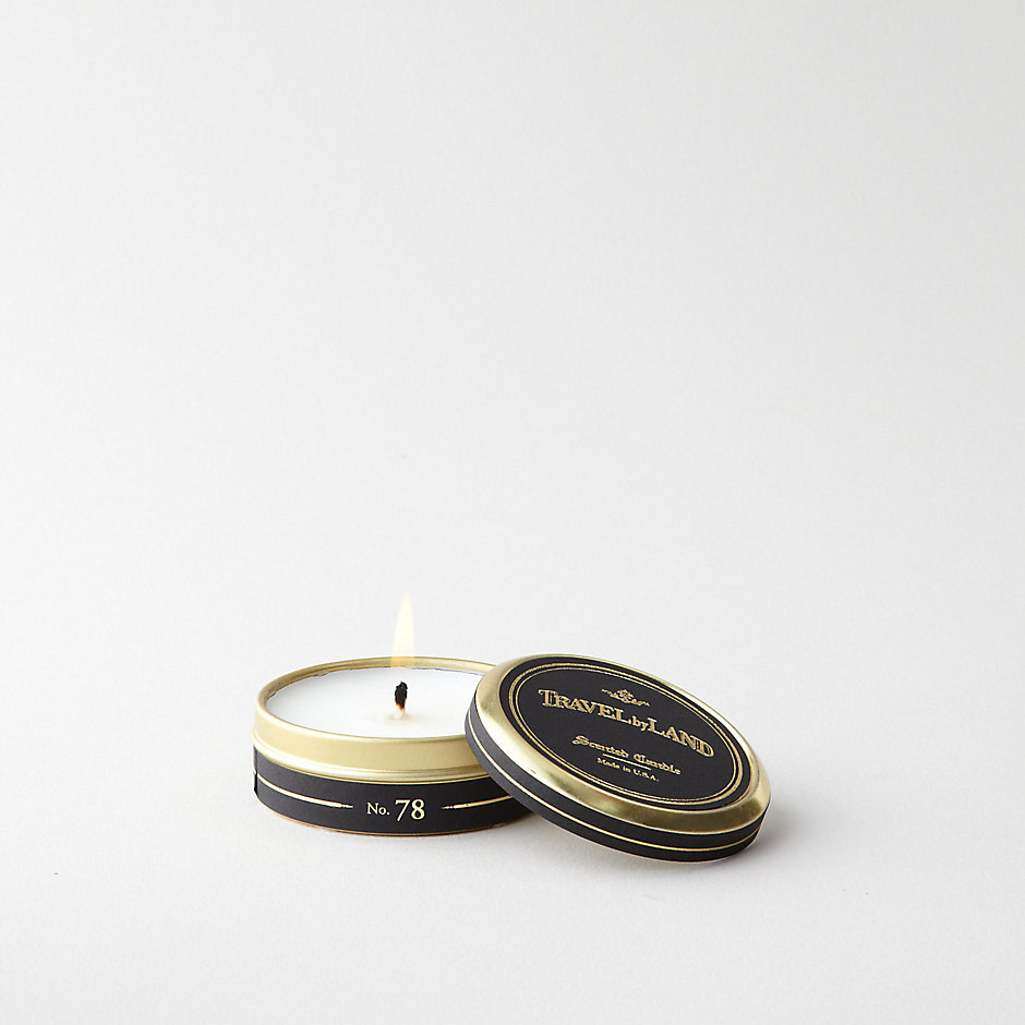 TRAVEL CANDLE CEDAR