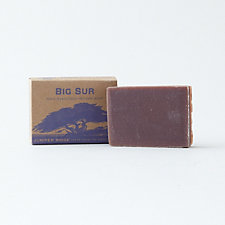 BIG SUR BAR SOAP