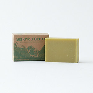 SISKIYOU CEDAR BAR SOAP