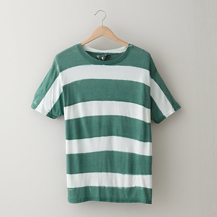 Striped Crewneck T-Shirt