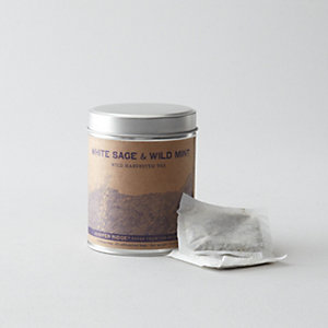 WHITE SAGE & WILD MINT TEA