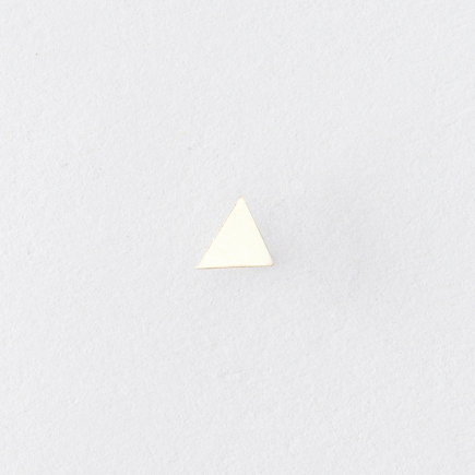 TRIANGLE POINT SINGLE STUD