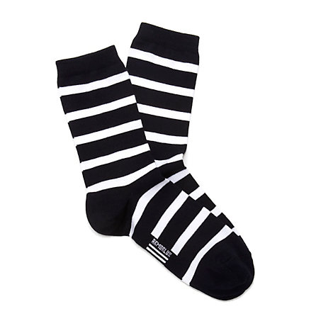 Women's Striped Crew Sock