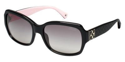 Coach Black HC8001 EMMA Sunglasses