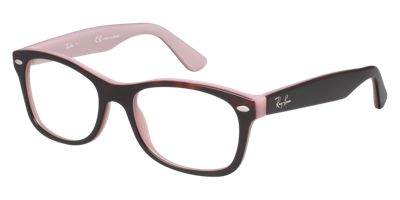 ray ban jr ry1528 tortoise kids eyeglasses