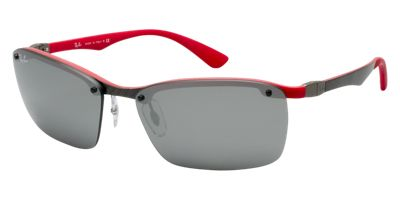 RayBan RB8312 Red Sunglasses