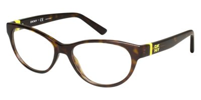 DKNY DY4655 Brown Tortoise Eyeglasses