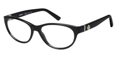 DKNY DY4655M Black Womens Prescription Eyeglasses