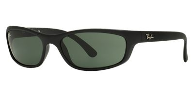 Ray-Ban RB4115 57 Green Men's Sunglasses