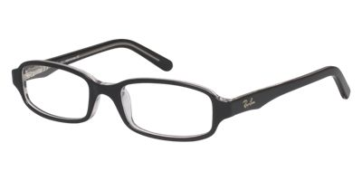 Ray-Ban Jr RY1521 Black Kids Eyeglasses