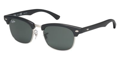 Ray-Ban Jr Black Kids Eyeglasses