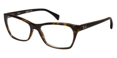 Ray-Ban RX5298 Tortoise Women's Prescription Eyeglasses