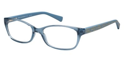 Armani Exchange AX3009 Blue Crystal Eyeglasses