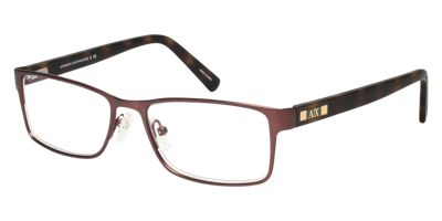 Armani Exchange AX1003 Brown Eyeglasses