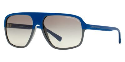 Armani Exchange AX4020S Blue Sunglasses