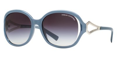 Armani Exchange Blue AX4021S Womens Sunglasses