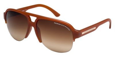 Armani Exchange AX4019S Orange Sunglasses