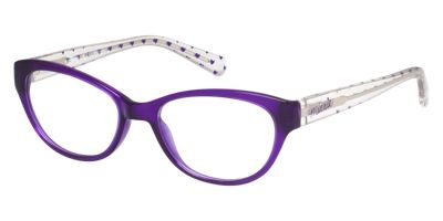 Disney 3E4006 Purple Kids Eyeglasses