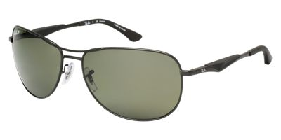 Ray-Ban RB3519 Black Sunglasses