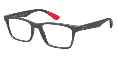 Ray-Ban RX7025 Mens Grey Prescription Eyeglass Frame