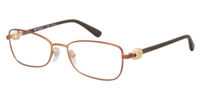 Vogue VO3945B Womens Brown Prescription Eyeglasses