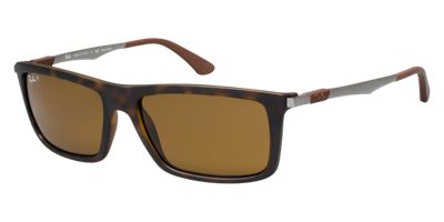 Ray-Ban RB4214 59 Tortoise, Mens Prescription Sunglasses