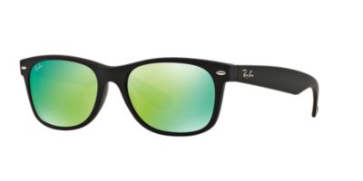 Ray-Ban Black Matte RB2132 55