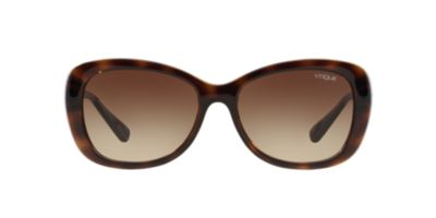 Vogue Eyeglass Frames Target : Vogue VO2765B Brown Eyeglasses TargetOptical.com