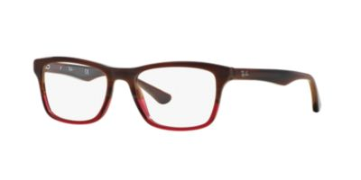 Ray-Ban Burgundy RX5279 Eyeglasses