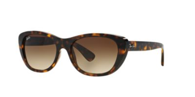 Ray-Ban Tortoise RB4227 55 Sunglasses