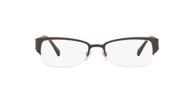 Vogue Eyeglass Frames Target : Vogue VO4014B Brown Eyeglasses Tartget Optical