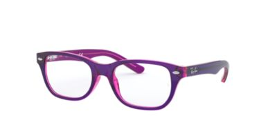 ray ban eyeglass frames target  ray ban jr purple pink ry1555 kids