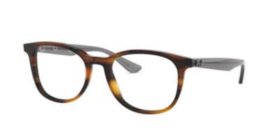 Ray-Ban RX5356 Tortoise Grey Eyeglasses