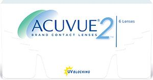 $50 off Acuvue 2 6pk when you buy 8 boxes + Free shipping!