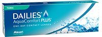 Dailies Aquacomfort Plus Toric 30Pk $32.99
