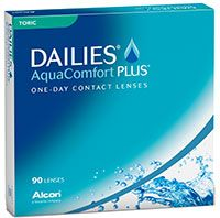 Dailies Aquacomfort Plus Toric 90Pk $77.99