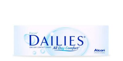 Focus Dailies Aquarelease 30pk $24.99