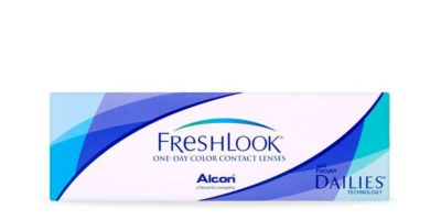 Freshlook One-Day 10PK $18.99