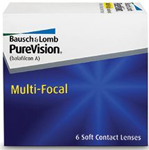 Purevision Multi-Focal 6Pk $77.99