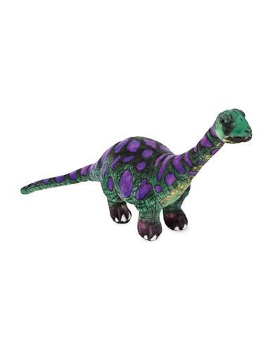Melissa & Doug Apatosaurus Plush-MULTI-One Size