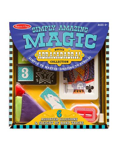 Melissa & Doug Magic in A Snap Abracadabra Play Set-MULTI-One Size