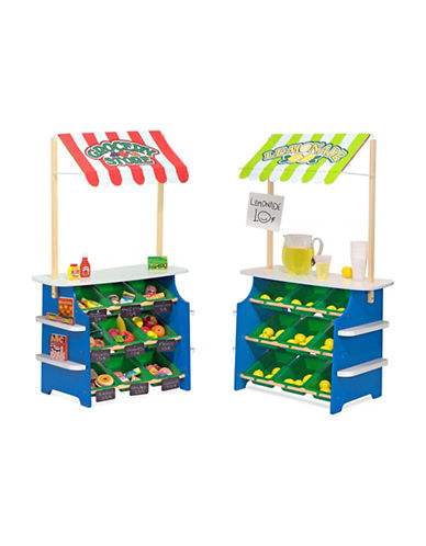 Melissa & Doug Grocery Store and Lemonade Stand-MULTI-One Size