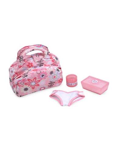 Melissa & Doug Diaper Bag Set-MULTI-One Size
