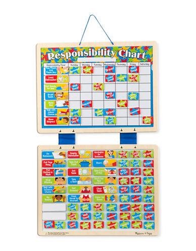 Melissa & Doug Magnetic Responsibility Chart-MULTI-One Size