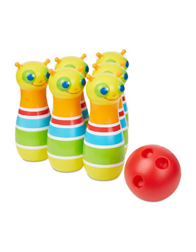 Melissa & Doug Giddy Buggy Bowling Set-MULTI-One Size