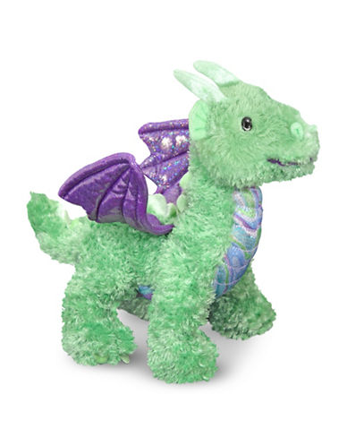 Melissa & Doug Zephyr Dragon Doll-MULTI-One Size