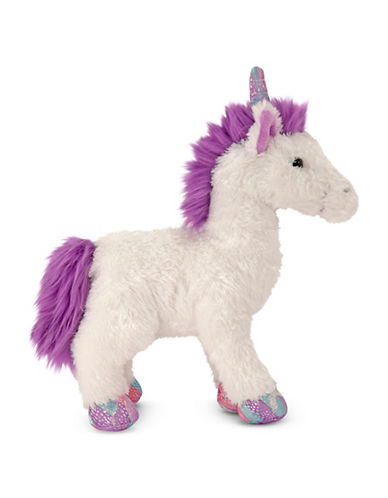 Melissa & Doug Misty Unicorn Stuffed Animal-MULTI-One Size