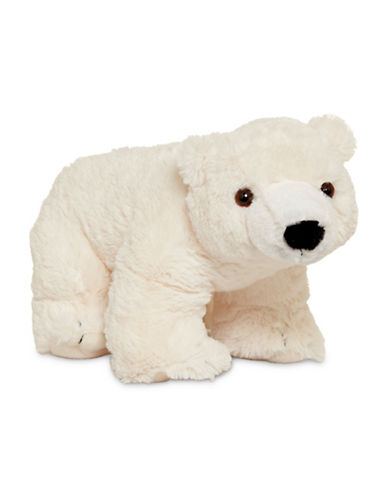 Melissa & Doug Glacier Polar Bear Stuffed Animal-MULTI-One Size