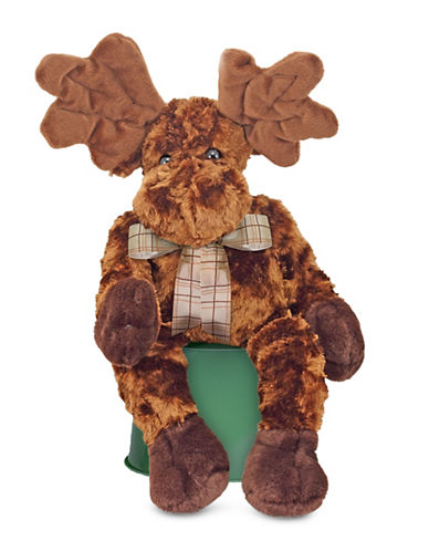 Melissa & Doug Maximillian Moose Stuffed Animal-MULTI-One Size