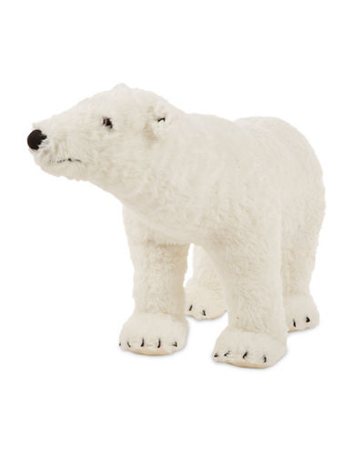 Melissa & Doug Polar Bear - Plush-MULTI-One Size